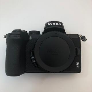 Nikon - 新品同様 ニコン Z 50 ボディ