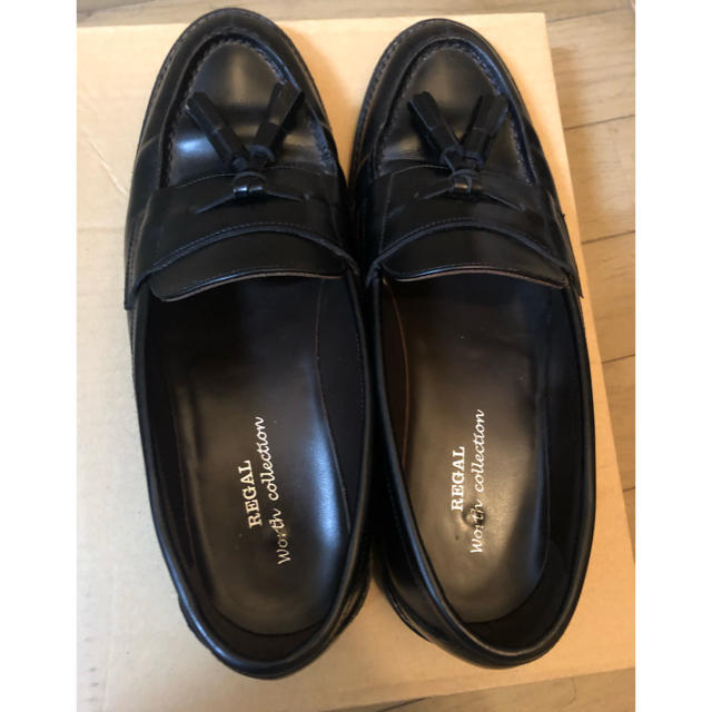 REGAL(リーガル)のREGAL タッセルローファー メンズの靴/シューズ(ドレス/ビジネス)の商品写真