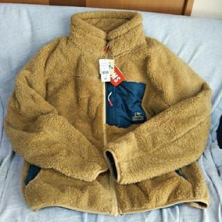 CHUMS - CHUMSボンディングフリースジャケット