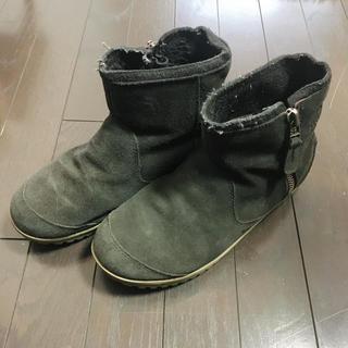 ソレル(SOREL)のSOREL スノーブーツ レディース 防寒 24.5㌢(ブーツ)