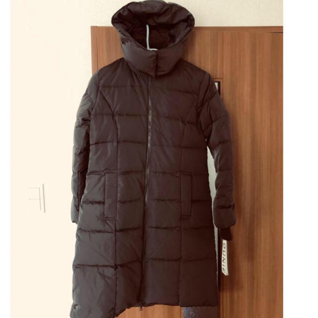 LOUNIE(ルーニィ)のルーニィ ダウン コート 38 レディースのジャケット/アウター(ダウンコート)の商品写真