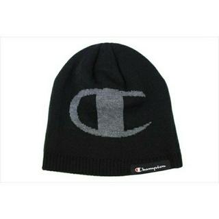 Champion - Champion  チャンピオン ニット帽  ブラック