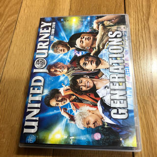 GENERATIONS - GENERATIONS LIVE TOUR 2018 UNITED JOURNE
