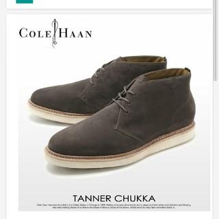 コールハーン(Cole Haan)のコールハーン COLE HAAN チャッカブーツ(ブーツ)