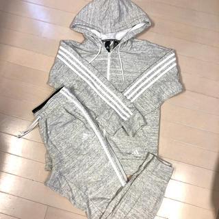 adidas - 【値下げ】美品★adidas★ジャージ★セットアップ★Lサイズ