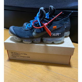 OFF-WHITE - NIKE Off-White The10 AIR VAPORMAX エアベイパー