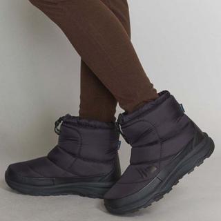 THE NORTH FACE - 新品未使用 ノースフェイス ヌプシ ブーティー ショート ブーツ 23センチ
