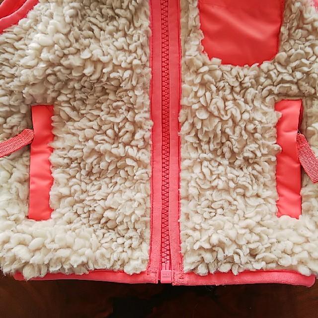 patagonia(パタゴニア)のpatagonia レトロXベスト3-6M キッズ/ベビー/マタニティのベビー服(~85cm)(ジャケット/コート)の商品写真