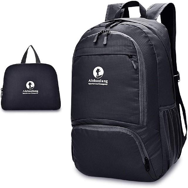 リュック おりたたみ 軽量 男女兼用 20L メンズのバッグ(バッグパック/リュック)の商品写真