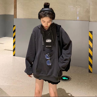 dholic - 韓国 パーカー
