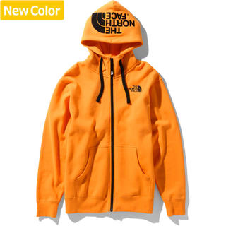 THE NORTH FACE - 即完売【新品未使用】THE NORTH FACEリアビューフルジップフーディ
