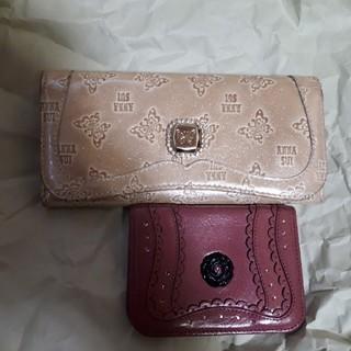 アナスイ(ANNA SUI)のANNA SUI  アナスイ 財布 カードケース セット(財布)