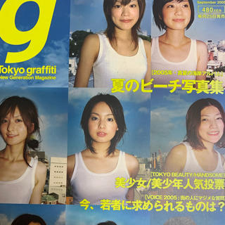 Tokyo graffity (東京グラフィティ)ヴィレッジヴァンガード(美容)