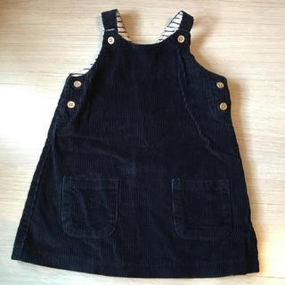 NEXT - nextベビー ジャンパースカート 80cm コーデュロイ スカート 女の子