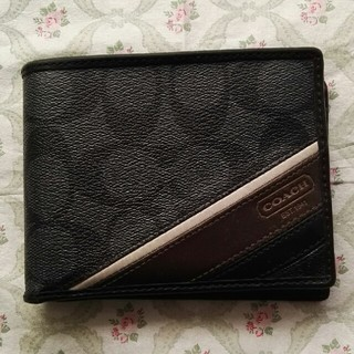 COACH - COACH メンズ 財布