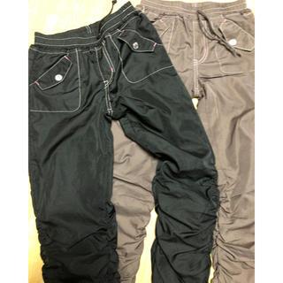 イオン(AEON)の24.トップバリュ 防寒パンツ 2枚セット 120cm(パンツ/スパッツ)