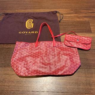 GOYARD - ゴヤール GOYARD 赤