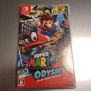 Nintendo Switch - スーパーマリオ オデッセイ Switch