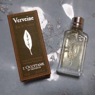 L'OCCITANE - ロクシタン  ヴァーベナ  オードトワレ  10ml