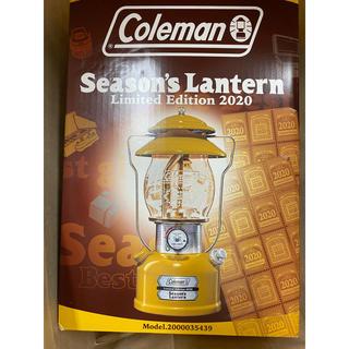 コールマン(Coleman)のシーズンズランタン2020(ライト/ランタン)