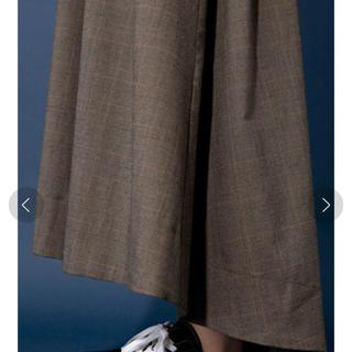 ダブルクローゼット(w closet)のバックロング フレアスカート(ロングスカート)