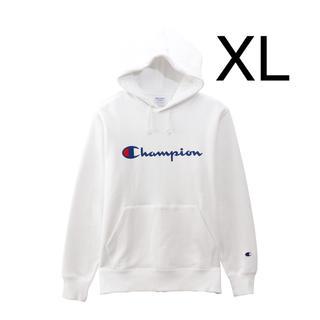 Champion - 【新品・未使用】champion パーカー ホワイト
