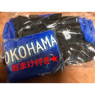 横浜DeNAベイスターズ - 横浜DeNAベイスターズ ラッキー缶 フリース パーカー ブランケット 毛布