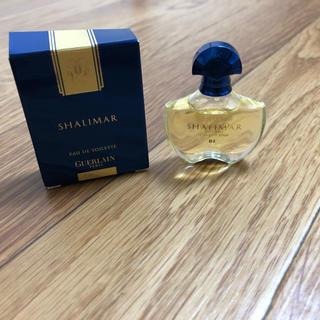 GUERLAIN - ゲラン シャリマー5ml オーデトワレ ミニチュアボトル