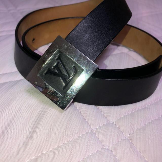 LOUIS VUITTON(ルイヴィトン)のベルト メンズのファッション小物(ベルト)の商品写真