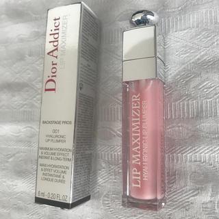 Christian Dior - Dior Addict   Lip Maximizer 001 Pink