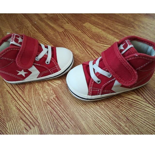 CONVERSE(コンバース)のCONVERSE スニーカー キッズ/ベビー/マタニティのベビー靴/シューズ(~14cm)(スニーカー)の商品写真