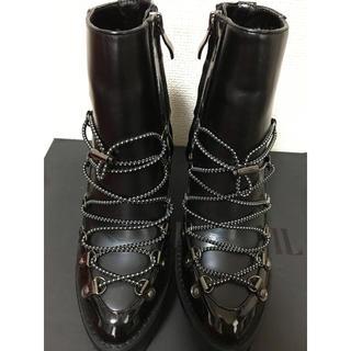 アウラアイラ(AULA AILA)のアウラアイラ ショートブーツ (ブーツ)