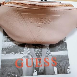 GUESS - 【大人気】GUESS ゲス ウエストバック ピンク メンズ レディース★