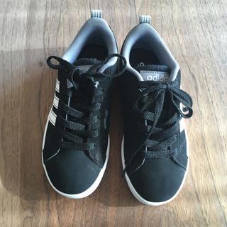 adidas - adidas neo キッズ18㎝ 未使用☺︎