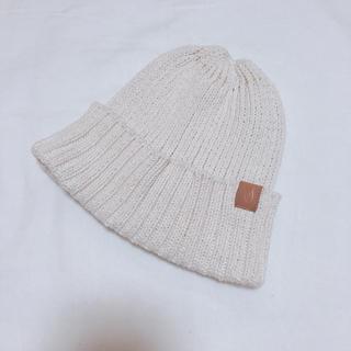 SM2 - samansa mos2 ニット帽