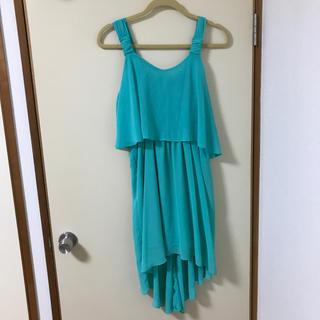 アナップ(ANAP)のドレス(ミニワンピース)