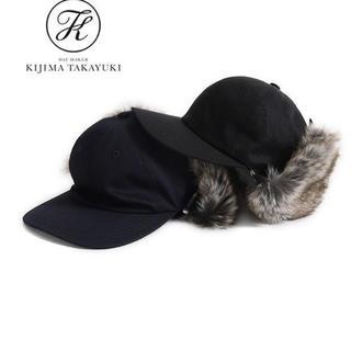 ユナイテッドアローズ(UNITED ARROWS)のKijima Takayuki フライトキャップ(キャップ)