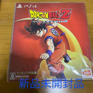 PlayStation4 - ドラゴンボールZ カカロット GEO専売 フィギュア同梱版 新品未開封