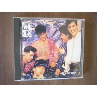 New Kids On The Block/(ステップ・バイ・ステップ)期間限定(ポップス/ロック(洋楽))