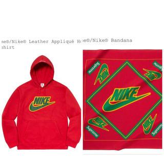 シュプリーム(Supreme)の2019aw Supreme®/Nike® セット(パーカー)