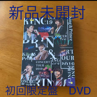 Johnny's - キンプリ ライブ DVD  初回盤