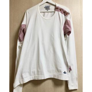 ヴィヴィアンウエストウッド(Vivienne Westwood)のVivienne Westwood 変形長袖トップス(Tシャツ/カットソー(七分/長袖))