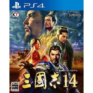 PlayStation4 - 【新品】PS4 三國志14(三国志14)