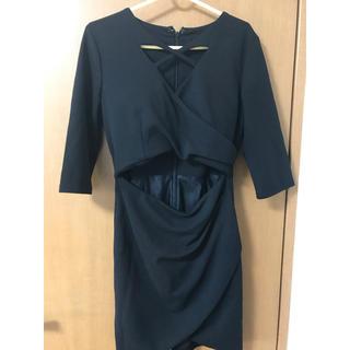 dazzy store - 七分袖ワンピース ドレス