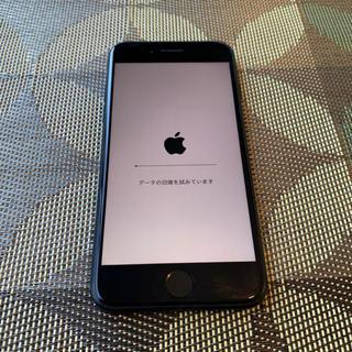 Apple - iPhone7 128G マットブラックSIMフリージャンク4127