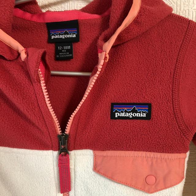 patagonia(パタゴニア)のパタゴニア 80  キッズ/ベビー/マタニティのベビー服(~85cm)(ジャケット/コート)の商品写真
