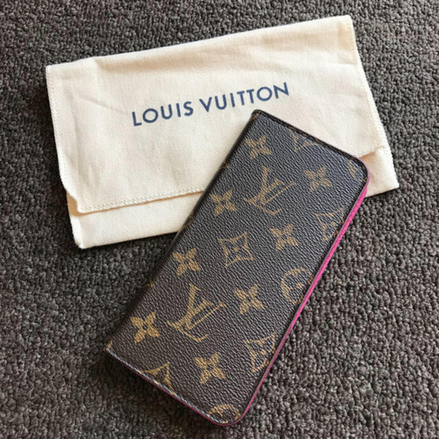 LOUIS VUITTON - ルイ ヴィトン iPhone7plus ケースの通販
