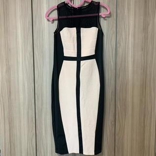 エイソス(asos)のASOS♡Mサイズタイトドレス(ミディアムドレス)