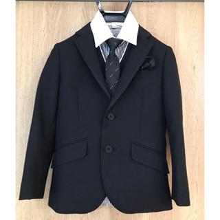 入学式 男の子 スーツ 120cm クリーニング済み