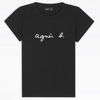 アニエスベー(agnes b.)のagnes b. ロゴTシャツ(Tシャツ(半袖/袖なし))